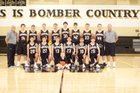 Windham Bombers Boys Varsity Basketball Winter 17-18 team photo.