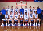 King's Academy Lions Boys Varsity Basketball Winter 17-18 team photo.