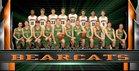 Wheeler Bearcats Boys Varsity Basketball Winter 17-18 team photo.