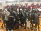 Coahoma Agricultural Tigers Boys Varsity Basketball Winter 17-18 team photo.