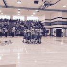 United Lions Boys Varsity Basketball Winter 17-18 team photo.