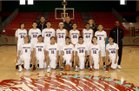 Shiprock Chieftains Boys Varsity Basketball Winter 17-18 team photo.