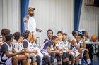 Alpha Academy  Boys Varsity Basketball Winter 17-18 team photo.