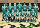 Pojoaque Valley Elks/Elkettes Boys Varsity Basketball Winter 17-18 team photo.