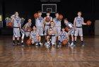 Three Rivers Christian Eagles Boys Varsity Basketball Winter 17-18 team photo.