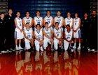 Alden Bulldogs Boys Varsity Basketball Winter 17-18 team photo.