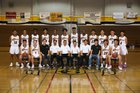 Cerritos Dons Boys Varsity Basketball Winter 17-18 team photo.