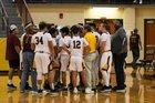 Cherokee Braves Boys Varsity Basketball Winter 17-18 team photo.