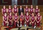 Eastlake Wolves Boys Varsity Basketball Winter 17-18 team photo.