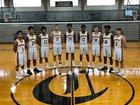 Clarksville Generals Boys Varsity Basketball Winter 17-18 team photo.