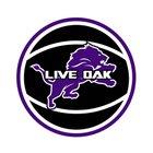 Live Oak Lions Boys Varsity Basketball Winter 17-18 team photo.