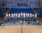 Conway Wampus Cats Boys Varsity Basketball Winter 17-18 team photo.