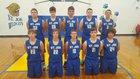 St. Joe Wildcats Boys Varsity Basketball Winter 17-18 team photo.
