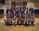 Modesto Christian Crusaders Boys Varsity Basketball Winter 17-18 team photo.