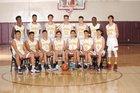 Valley Vikings Boys Varsity Basketball Winter 17-18 team photo.