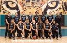 Coral Glades Jaguars Boys Varsity Basketball Winter 17-18 team photo.
