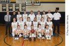 Tri-Cities Prep Jaguars Boys Varsity Basketball Winter 17-18 team photo.