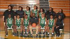 Lincoln Prep Panthers Boys Varsity Basketball Winter 17-18 team photo.