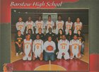 Barstow Aztecs Boys Varsity Basketball Winter 17-18 team photo.