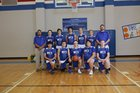Wichita Christian Stars Boys Varsity Basketball Winter 17-18 team photo.