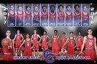 Cherry Creek Bruins Boys Varsity Basketball Winter 17-18 team photo.