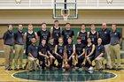 Burley Bobcats Boys Varsity Basketball Winter 17-18 team photo.