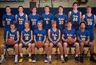 Barlow Bruins Boys Varsity Basketball Winter 17-18 team photo.