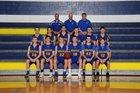 Colfax Bulldogs Boys Varsity Basketball Winter 17-18 team photo.