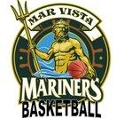 Mar Vista Mariners Boys Varsity Basketball Winter 17-18 team photo.