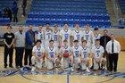 Jessieville Lions Boys Varsity Basketball Winter 17-18 team photo.