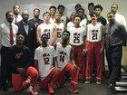 Northside Christian Academy Knights Boys Varsity Basketball Winter 17-18 team photo.