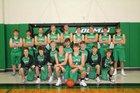 Loomis Wolves Boys Varsity Basketball Winter 17-18 team photo.