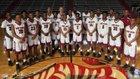 Pine Bluff Zebras Boys Varsity Basketball Winter 17-18 team photo.