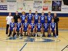 El Dorado Cougars Boys Varsity Basketball Winter 17-18 team photo.
