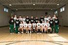 Reedley Pirates Boys Varsity Basketball Winter 17-18 team photo.