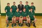 Northern Adirondack Bobcats Boys Varsity Basketball Winter 17-18 team photo.