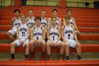 Heber Springs Panthers Boys Varsity Basketball Winter 17-18 team photo.
