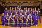 Scottsburg Warriors Boys Varsity Basketball Winter 17-18 team photo.