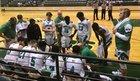 Tatum Eagles Boys Varsity Basketball Winter 17-18 team photo.