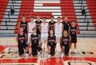 Eureka Springs Highlanders Boys Varsity Basketball Winter 17-18 team photo.