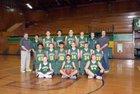 Darrington Loggers Boys Varsity Basketball Winter 17-18 team photo.
