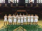 Alma Airedales Boys Varsity Basketball Winter 17-18 team photo.