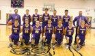 Dutton-Brady DiamondBacks Boys Varsity Basketball Winter 17-18 team photo.