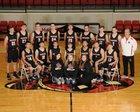 Magazine Rattlers Boys Varsity Basketball Winter 17-18 team photo.