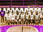 Oakdale Warriors Boys Varsity Basketball Winter 17-18 team photo.
