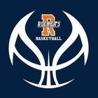 Rochester Rockets Boys Varsity Basketball Winter 17-18 team photo.