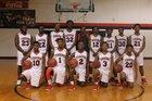 Leflore County Tigers Boys Varsity Basketball Winter 17-18 team photo.