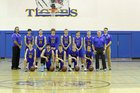 Tonasket Tigers Boys Varsity Basketball Winter 17-18 team photo.
