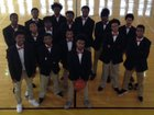 Butler Bulldogs Boys Varsity Basketball Winter 17-18 team photo.