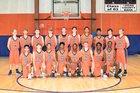 Subiaco Academy Trojans Boys Varsity Basketball Winter 17-18 team photo.